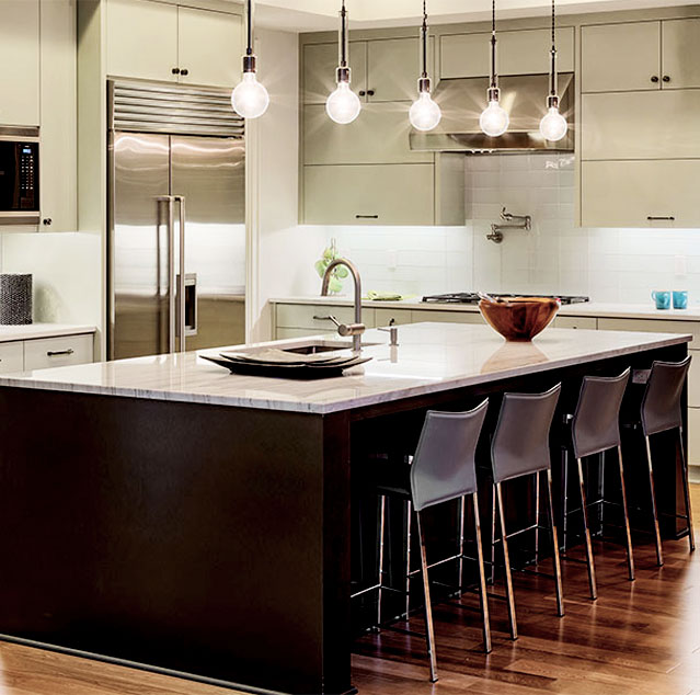 Home Run Remodelers Inc. Kitchen Remodeling
